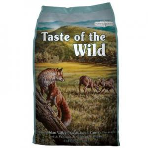 Taste of the Wild Appalachian Valley Small Breed 13 kg