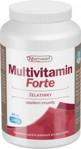 Nomaad Multivitamin Forte 40ks