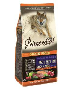 Primordial Adult Mini Trout & Duck 2 kg