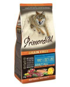 Primordial Adult Trout & Duck 12 kg