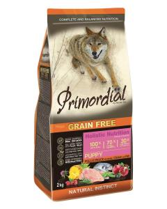 Primordial Puppy Chicken & Sea Fish 12 kg
